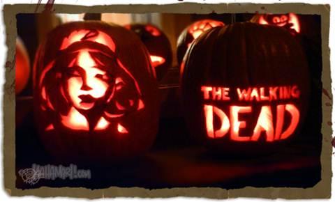 TWD pumpkins
