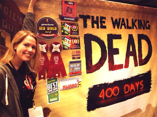 Awards and nominations for The Walking Dead: 400 Days at E3