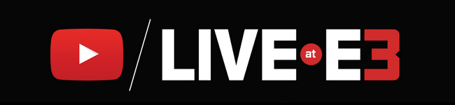 YouTube Live @ E3