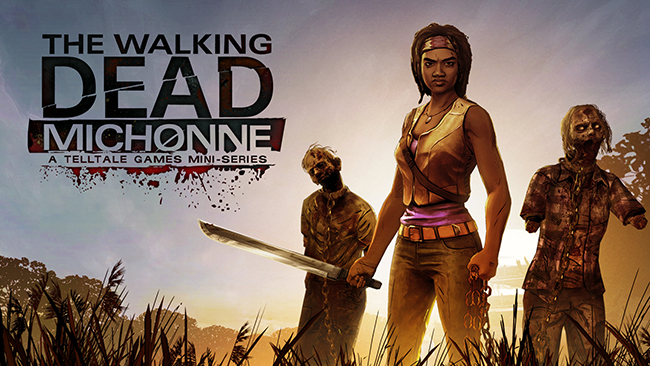 TWD Michonne mini-series