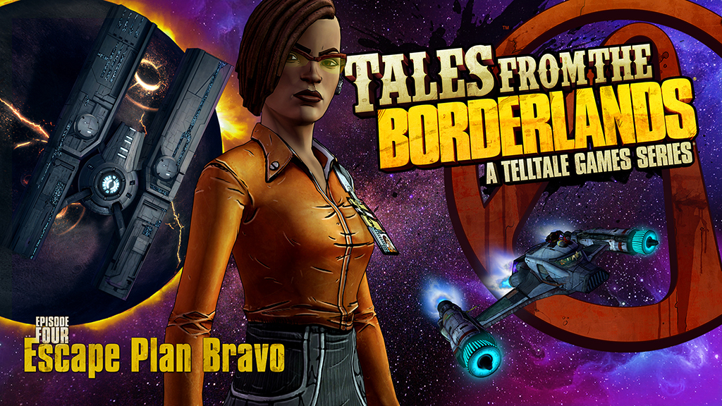 Tales from the Borderlands Episode 4 key art