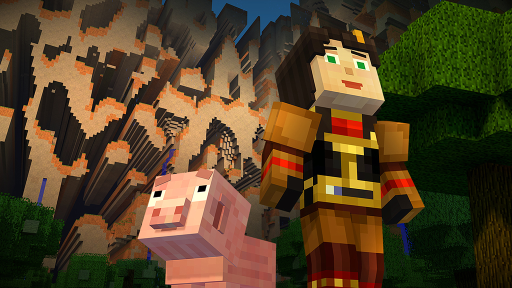 Minecraft: Story Mode - Mysterious Episode 5