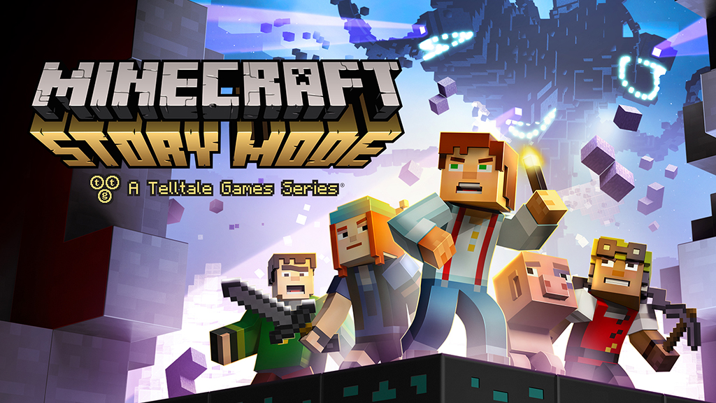 Minecraft Story Mode coming to Wii U