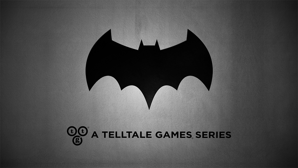 Batman: A Telltale Games Series logo