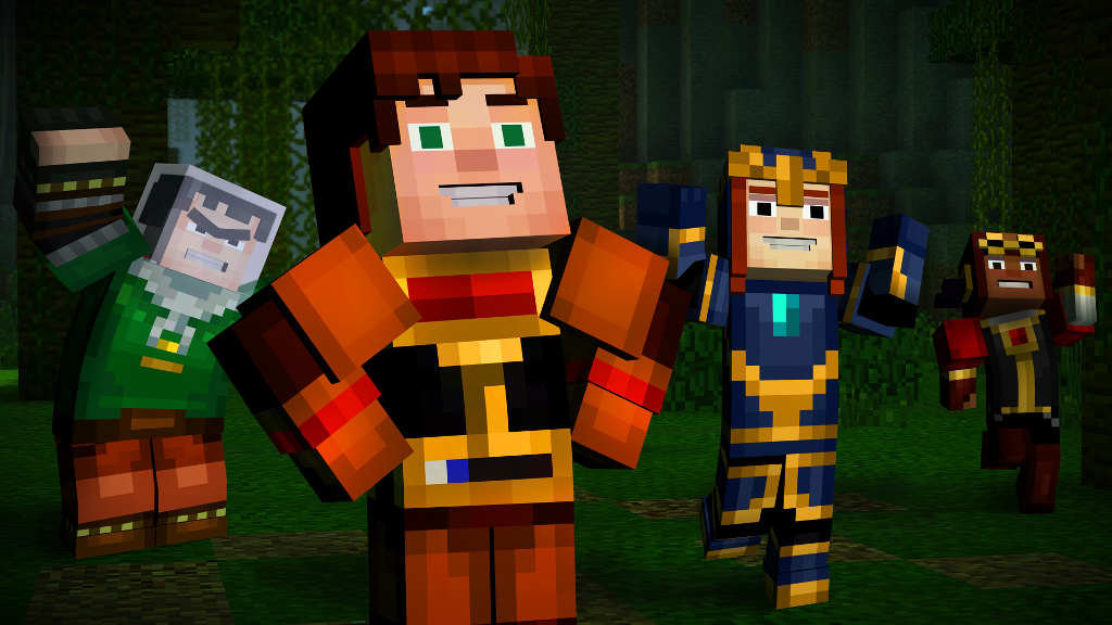 Minecraft Story Mode Announcement Thread Three New Episodes To