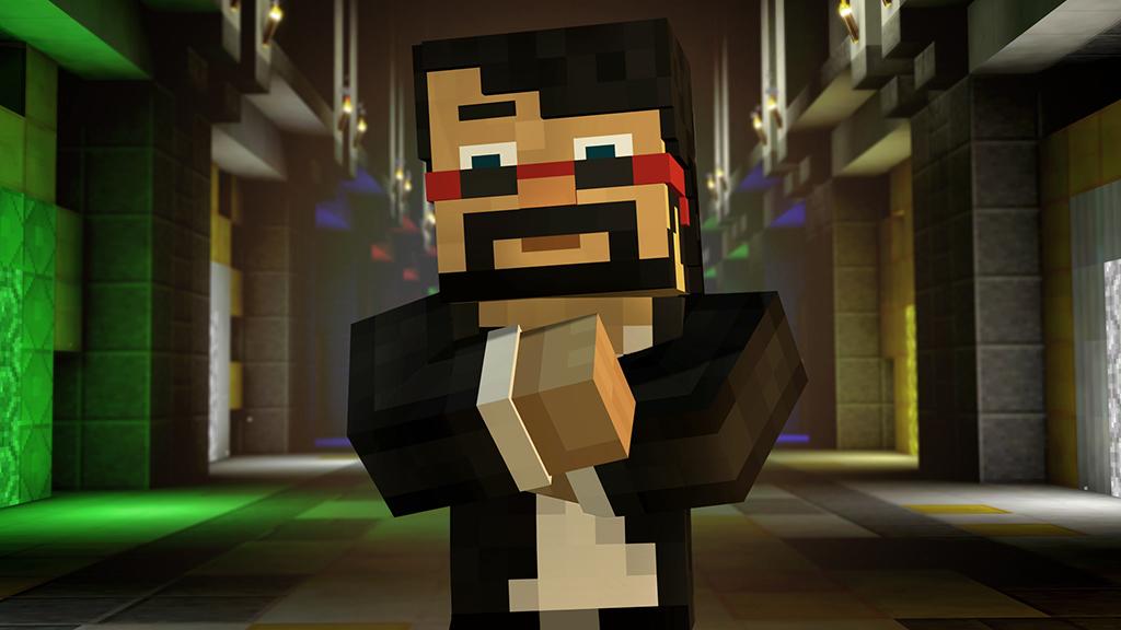 Minecraft: Story Mode - A Telltale Games Series (tuxdb com)